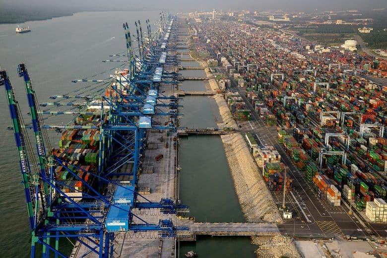 Port Klang sea freight malaysia