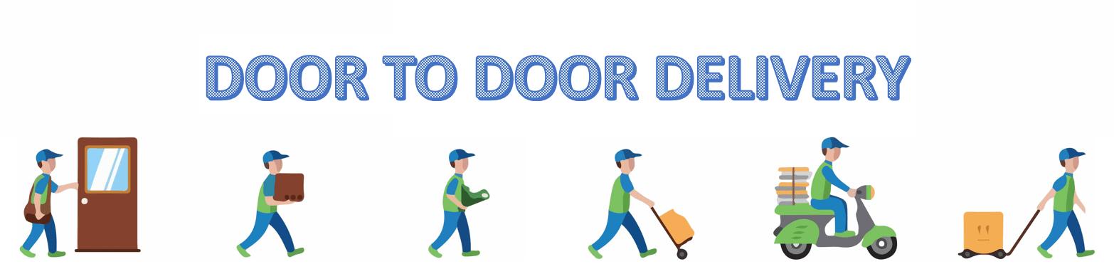 door to door delivery malaysia