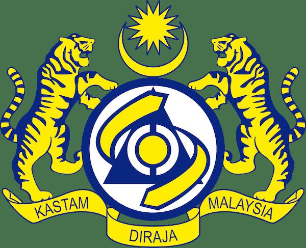 malaysian customs logo