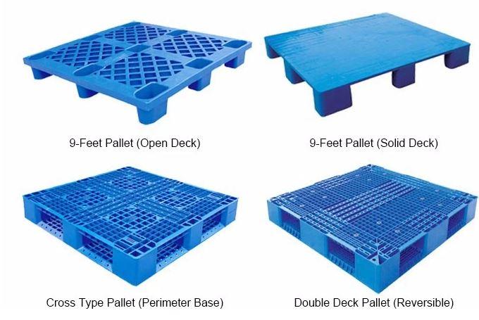 pallet plastic types